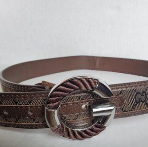 Vintage Gucci Signature GG Belt
